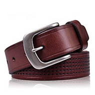 Men's Italian Leather Dress Designer Belt
