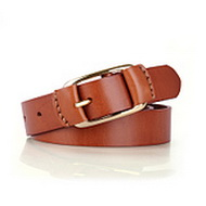 Tanner Italian Leather Mens Office Belt