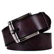 Men's Designer Leather Belt