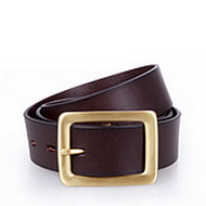 Men's Full Grain Leather Belt
